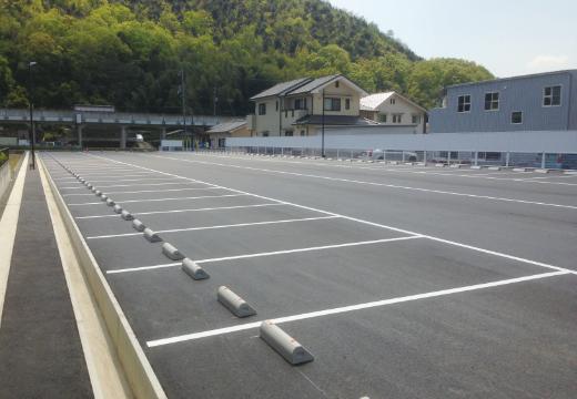 駐車場施設